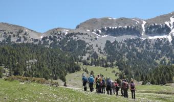Randonnée et tourisme à la journée entre Vercors et pays de Savoie A la découverte d'un espace emblématique du massif du Vercors
